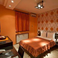 Отель City Code In Joy Сербия, Белград - отзывы, цены и фото номеров - забронировать отель City Code In Joy онлайн комната для гостей фото 2