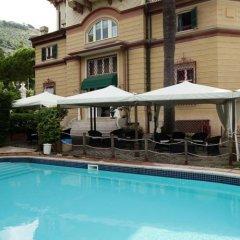 Romantik Hotel Villa Pagoda бассейн фото 3