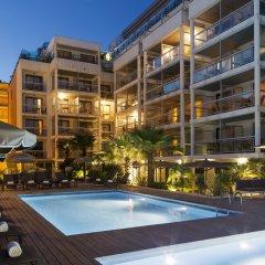 Отель Suites Cannes Croisette Франция, Канны - 2 отзыва об отеле, цены и фото номеров - забронировать отель Suites Cannes Croisette онлайн вид на фасад