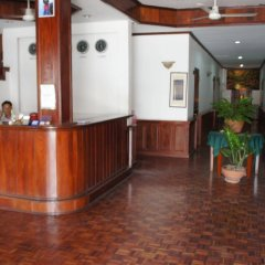 Rama Hotel интерьер отеля