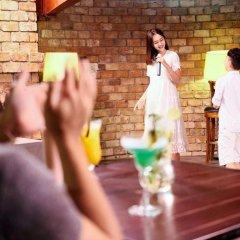 Отель Mercure Danang French Village Bana Hills Вьетнам, Дананг - отзывы, цены и фото номеров - забронировать отель Mercure Danang French Village Bana Hills онлайн бассейн фото 3