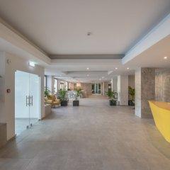 Отель Narcissos Waterpark Resort интерьер отеля