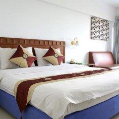 Отель L.A. Tower Bangkok комната для гостей