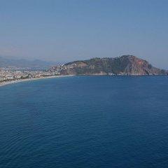 Muz Hotel пляж