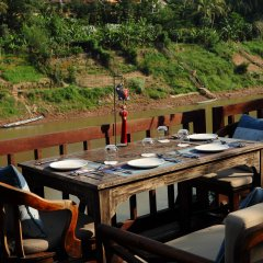 Отель Burasari Heritage Luang Prabang питание