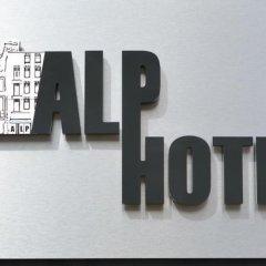 Alp Hotel Amsterdam Амстердам с домашними животными