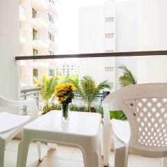 Отель Laguna Bay 2 By Pattaya Sunny Rental Паттайя балкон