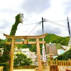 Отель Arimaonsen Musubi-no-koyado En Кобе детские мероприятия