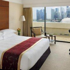 Отель PARKROYAL COLLECTION Marina Bay 5* Стандартный номер фото 21