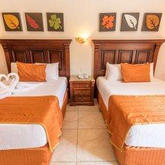 Отель Las Golondrinas Плая-дель-Кармен фото 7