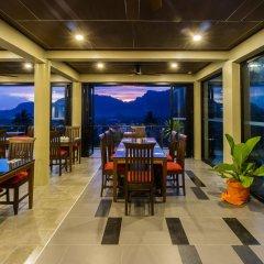Отель Ao Nang Phu Pi Maan Resort & Spa питание фото 2