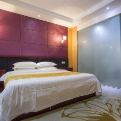 Отель Xiamen Jingbang Hotel Китай, Сямынь - отзывы, цены и фото номеров - забронировать отель Xiamen Jingbang Hotel онлайн комната для гостей фото 4