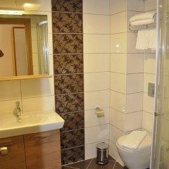 Отель Perdikia Hill ванная фото 2