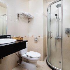 Отель Corvin Hotel Вьетнам, Вунгтау - отзывы, цены и фото номеров - забронировать отель Corvin Hotel онлайн ванная фото 2