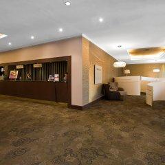 Crowne Plaza Rome-St. Peter's Hotel & Spa интерьер отеля