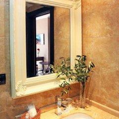 Hotel La Fonda ванная