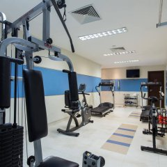Отель Comfort Suites Londrina фитнесс-зал фото 2