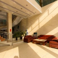 Yijia Business Hotel интерьер отеля фото 2