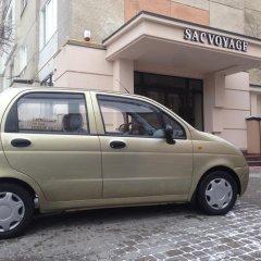 Hotel Sacvoyage Львов городской автобус