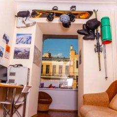 Гостиница SibTourGuide Hostel в Красноярске отзывы, цены и фото номеров - забронировать гостиницу SibTourGuide Hostel онлайн Красноярск комната для гостей