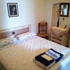Отель B&B Aquila Альберобелло сейф в номере