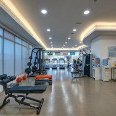 J5 Rimal Hotel Apartments фитнесс-зал фото 4