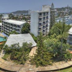 Отель Alba Suites Acapulco спортивное сооружение
