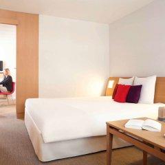 Отель Novotel Zurich City-West Швейцария, Цюрих - 9 отзывов об отеле, цены и фото номеров - забронировать отель Novotel Zurich City-West онлайн комната для гостей