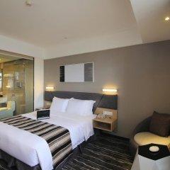 Отель Suiton By Paxton Шэньчжэнь комната для гостей фото 3