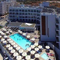 Отель Evalena Beach Hotel Кипр, Протарас - отзывы, цены и фото номеров - забронировать отель Evalena Beach Hotel онлайн фото 3