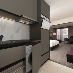 Отель Adina Apartment Hotel Nuremberg Германия, Нюрнберг - отзывы, цены и фото номеров - забронировать отель Adina Apartment Hotel Nuremberg онлайн в номере фото 2