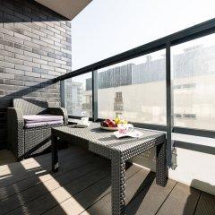 Апартаменты P&O Apartments Okecie 4 балкон