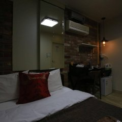 Отель Samsung Bed Station комната для гостей фото 4