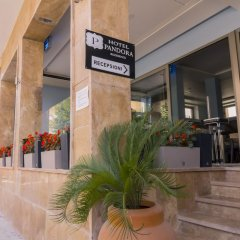 Отель Pandora Residence Албания, Тирана - отзывы, цены и фото номеров - забронировать отель Pandora Residence онлайн вид на фасад