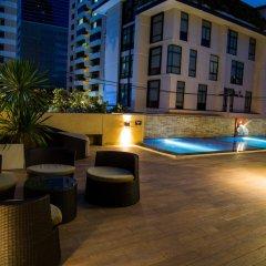 Отель Patio Luxury Suites