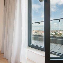 Отель Occidental Praha Five балкон