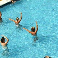 Отель Grand Paradise Playa Dorada - All Inclusive фитнесс-зал