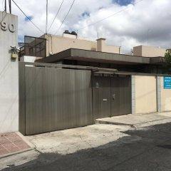 Отель Grupo Kings Suites Alcazar De Toledo Мехико парковка