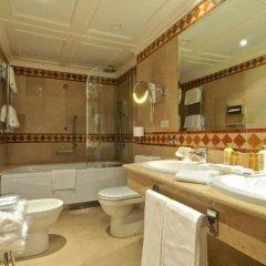 Отель Parco dei Principi Grand Hotel & SPA Италия, Рим - 7 отзывов об отеле, цены и фото номеров - забронировать отель Parco dei Principi Grand Hotel & SPA онлайн ванная