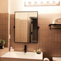 Отель Stanford США, Нью-Йорк - отзывы, цены и фото номеров - забронировать отель Stanford онлайн ванная фото 2