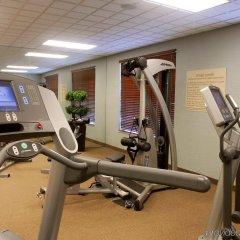 Отель Hilton Garden Inn Frederick фитнесс-зал