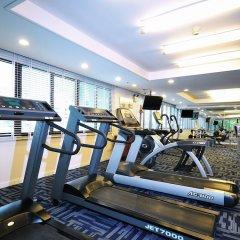 Отель Centre Point Sukhumvit 10 фитнесс-зал фото 3