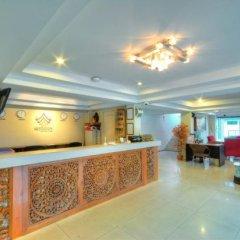 Отель BS Premier Airport Suvarnabhumi интерьер отеля фото 2