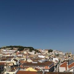 Отель Feels Like Home Chiado Prime Suites Португалия, Лиссабон - отзывы, цены и фото номеров - забронировать отель Feels Like Home Chiado Prime Suites онлайн приотельная территория
