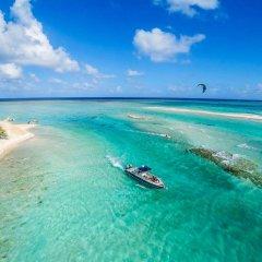 Отель Ninamu Resort - All Inclusive Французская Полинезия, Тикехау - отзывы, цены и фото номеров - забронировать отель Ninamu Resort - All Inclusive онлайн пляж фото 2
