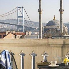 Nevv Bosphorus Hotel & Suites Турция, Стамбул - отзывы, цены и фото номеров - забронировать отель Nevv Bosphorus Hotel & Suites онлайн балкон