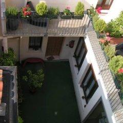Отель Albergo Verdi Италия, Падуя - отзывы, цены и фото номеров - забронировать отель Albergo Verdi онлайн балкон