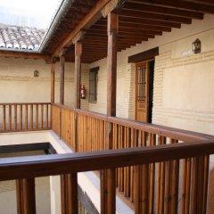 Отель Abadia Suites балкон