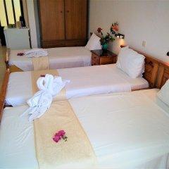 Отель Aragorn Paradise Garden Греция, Сивота - отзывы, цены и фото номеров - забронировать отель Aragorn Paradise Garden онлайн комната для гостей фото 2