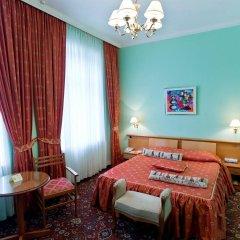 Марко Поло Пресня Отель комната для гостей фото 4